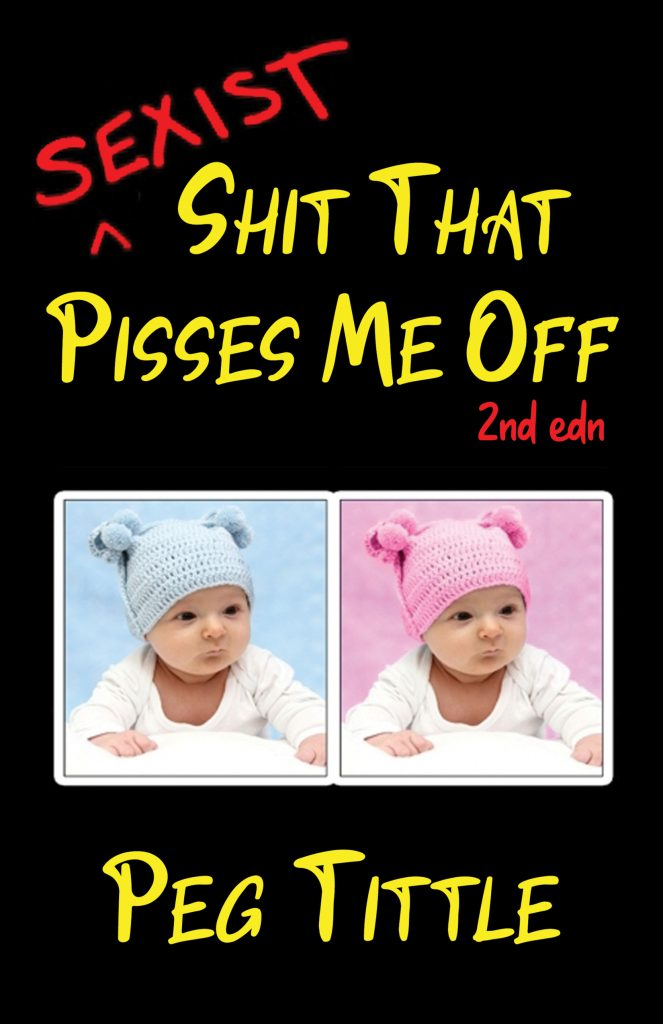 Sexist Shit 2nd Ed - EBOOK COVER